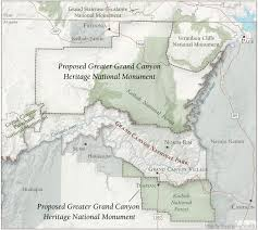 Colorado National Monument Map by
