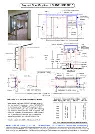 sliding door plan view best floor symbol in slidehide superb javiwj