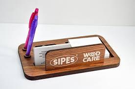 wooden desk organizer b lufni