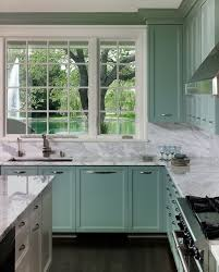 Kitchen Cabinets Green 193 Best Colorful Kitchens Images On Pinterest Colorful Kitchens