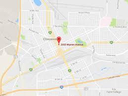 Sheridan Wyoming Map Wyoming Hospital Association