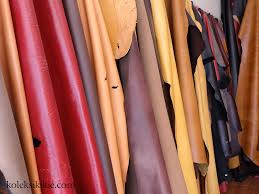 Jual Leather berburu toko jual bahan kulit sapi koleksikikie