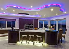 led kitchen lighting ideas beautiful led kitchen lighting designs ideas and decors