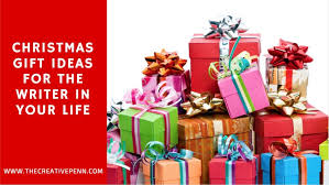 christmas gift ideas for christmas gift ideas for the writer in your the creative penn