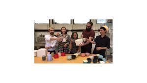 custom cups help new students build camaraderie of art