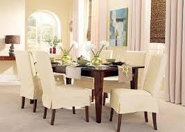 white elegant dining chair slipcover dining chairs slipcovers with new design model lanewstalk
