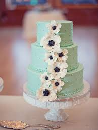 Mint Green Wedding Mint Green Wedding Cake 8 Ways To Plan A Mint Green U2026