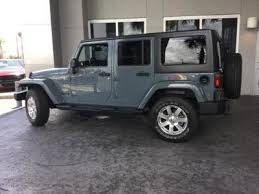 jeep wrangler grey grey jeep wrangler in south carolina for sale used cars on