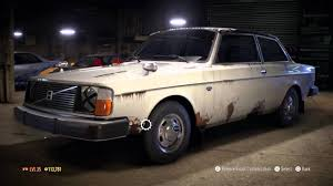 build your own volvo need for speed 2015 sleeper build volvo 242 1975 youtube