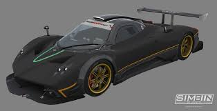 pagani drawing gtr3 u2013 first pagani zonda r previews u2013 virtualr net u2013 sim racing news