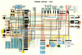 interesting cb 750 wiring diagram pictures wiring schematic