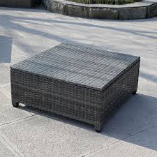Outdoor Patio Sectional Furniture Sets - gym equipment outdoor furniture set pe wicker rattan sectional