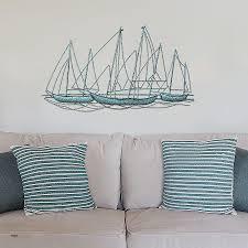 home decor free shipping sailboat metal wall art inspirational stratton home decor grand