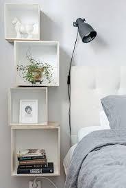 etagere chambre adulte 10 idées récup pour faire une déco de chambre au top caisses en
