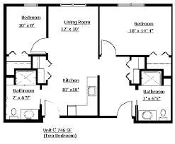 layout apartment 2 bedroom apartment layout grace lodge assisited living