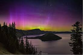 Best Time To See The Northern Lights See The Incredible Northern Lights Display From Oregon This