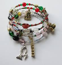 opera bracelets christmas carol jewelry christmas carol unique