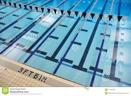 indoor swimming pool lanes stock images image 11859384