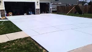 Patio Stone Sealer Review Valspar Concrete Sealer Review Youtube