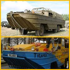 amphibious truck london duck tours mixed curry london style