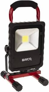 bayco led portable work light bayco work light mscdirect com