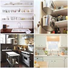 maximizing small space living organizing small kitchens