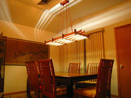 led dining room lighting julie s hanging led light fixture elemental led