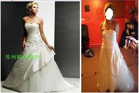 wedding dress version angry brides their bridal gown horror stories gowns