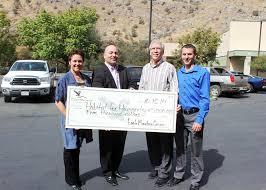 table mountain casino concerts eagle mountain casino donates 5 000 to habitat for humanity eagle