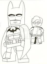 lego batman kids coloring free download