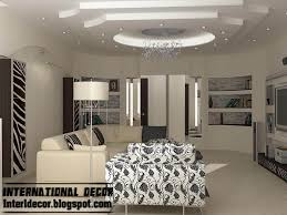 Ceiling Design Ideas For Living Room Gypsum False Ceiling Designs Interesting Living Room Ceiling