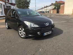 peugeot automatic diesel cars for sale 2007 peugeot 307 1 6 automatic s top of ther range full service
