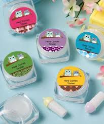 favor favor baby owl theme baby shower lip balm favors favor favor baby
