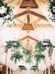 wedding ceiling decorations bohemian wedding with fall foliage ceiling decor ceiling