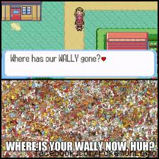 Waldo Meme - pokémemes wally pokemon memes pokémon pokémon go cheezburger