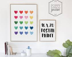 Prints For Kids Rooms by Kids Room Art Etsy
