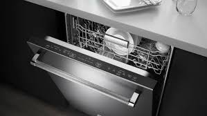 dishwasher review kitchenaid 24 inch built in dishwasher with