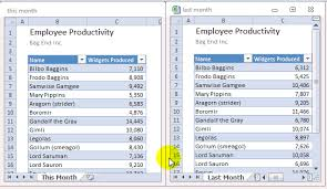 compare 2 files or sheets of data in excel how to chandoo org
