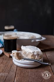 coconut porter tres leche cake dairy egg free the beeroness