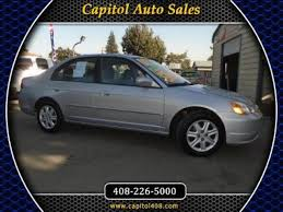 used 2003 honda civic for sale pricing u0026 features edmunds