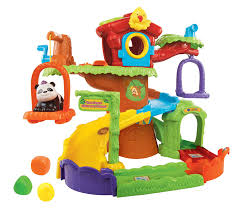 amazon com vtech go go smart animals tree house hideaway
