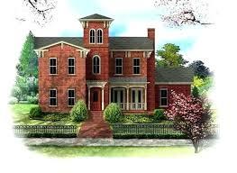 brick house plans plans brick home plans