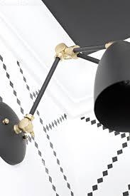 Gold Vanity Light My New Custom Black And Gold Vanity Light Cuckoo4design