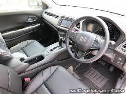 Honda Vezel Interior Pics Used Honda Vezel Car For Sale In Singapore Autolink Holdings Pte