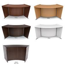Ada Compliant Reception Desk Ada Reception Desk Ofm 55490 Marque Add On Station