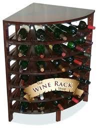 wine tables and racks floor standing wine rack floor wine rack to turn your storage into a