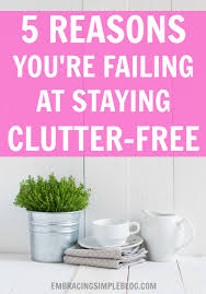 Decluttering Your Home by Cleaning U0026 Decluttering