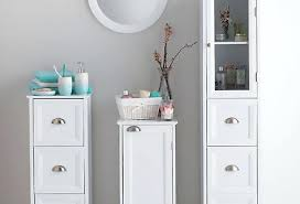 white bathroom storage drawerspictures gallery of chic bathroom