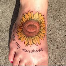 you are my sunshine u0026 my sunshine tattoo is for you from