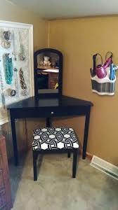 Desk And Vanity Combo Bathroom Impressive Bedroom Furniture Small Corner Vanity Table